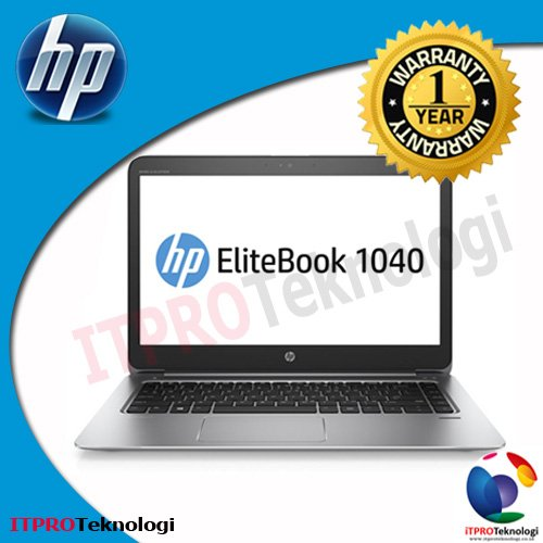 HP Elitebook Folio 1040 G3 - Core i7-6600U-8GB-512GBssd-14FHD-W10
