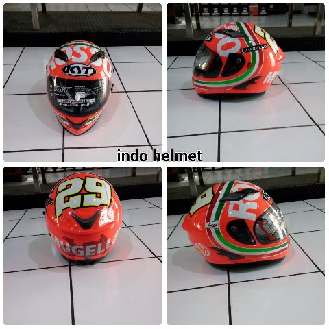 helm kyt vendetta ianone rosso