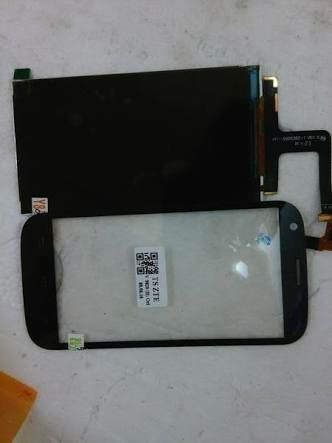 exxclusive LCDtouchscreen zte v9820
