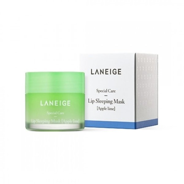 Termurah - laneige lip sleeping mask apple lime