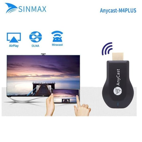 Anycast M4 plus HDMI Dongle USB Wireless HDMI Dongle Wifi Reciever