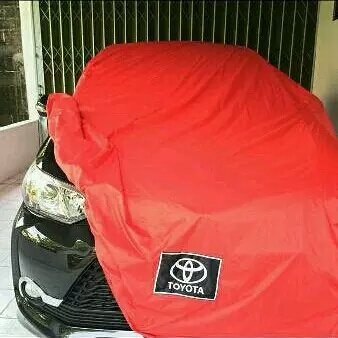 Selimut Mobil Toyota Corolla All New 1.6  - Cover Mobil Anti Air - Cover Mobil Outdoor - Mantel Mobil Krisbow - Original