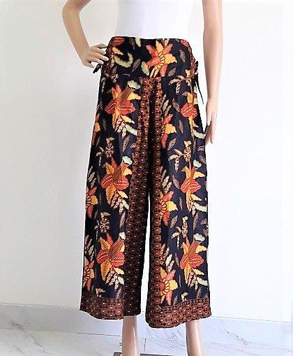 Celana Batik Kulot Panjang Adelia