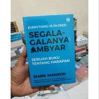 Jual Produk Buku Segalagalanya Ambyar By Mark Murah Dan Terlengkap