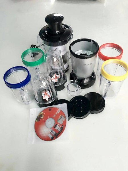 Blender & Juicer EZ BLEND AS ON TV Blender Multifungsi 21pc