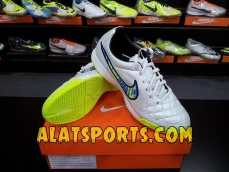 SEPATU FUTSAL NIKE TIEMPO LEGACY IC SHINE THROUGH 631522-174 ORIGINAL