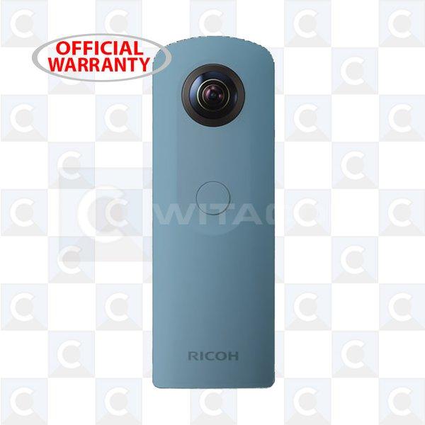 Kamera Ricoh Theta SC  Blue Garansi 1th
