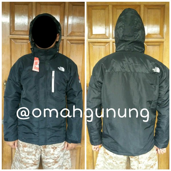 Jaket The North Face Murah bukan Consina BUkan Rei Eiger