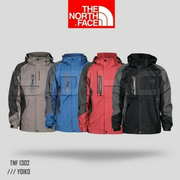 Jaket Gunung Outdoor The North Face 1302 Import