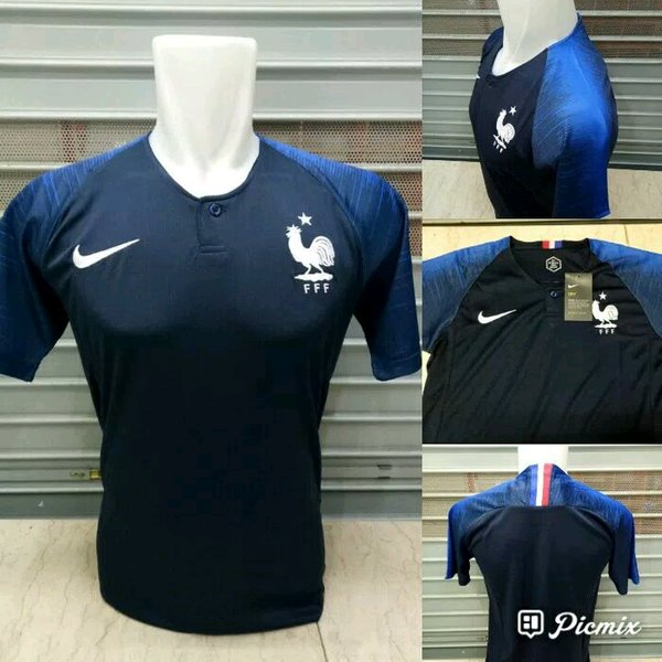 Jersey Bola Perancis Word Cup 2018