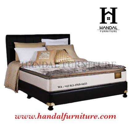 Airland Set Kasur Spring Bed 505 Essentials 140 x 200