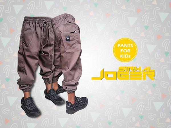 Celana Sirwal Joger Anak UkuraN XL