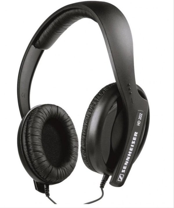 Jual SALE SALE Sennheiser Headphone Hd 202 Ii di lapak ...