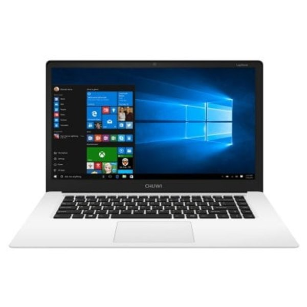 Chuwi LapBook Laptop Intel Z8350 4GB 64GB 15.6 Inch Windows 10 - White-Promo B11-C.03MG - Code SLS. 0227A