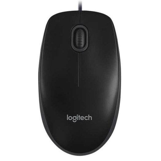 Logitech Wired Mouse - B100