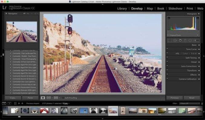Jual Adobe Photoshop Lightroom Classic CC 2019 for Mac FlashDisk ...