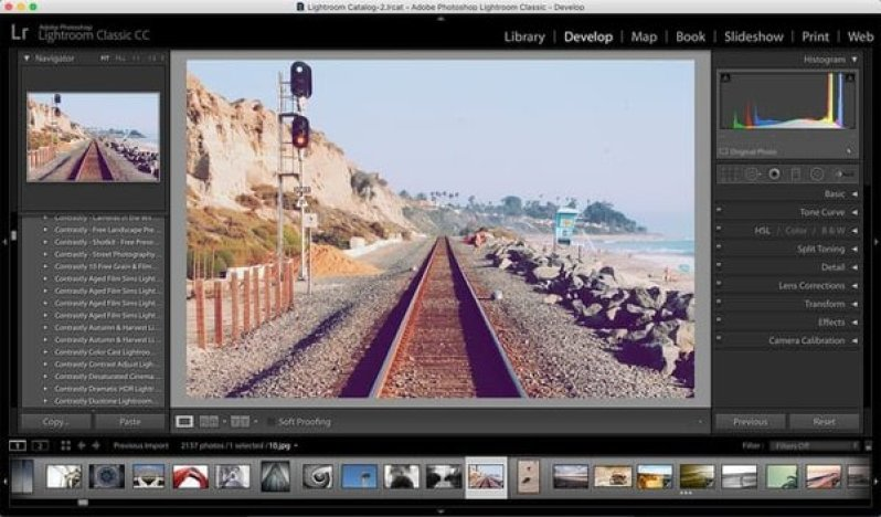 Jual Adobe Photoshop Lightroom Classic CC 2019 for Mac FlashDisk ...