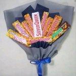 Terbaru 10 Gambar Coklat Silverqueen Dan Bunga Sugriwa Gambar