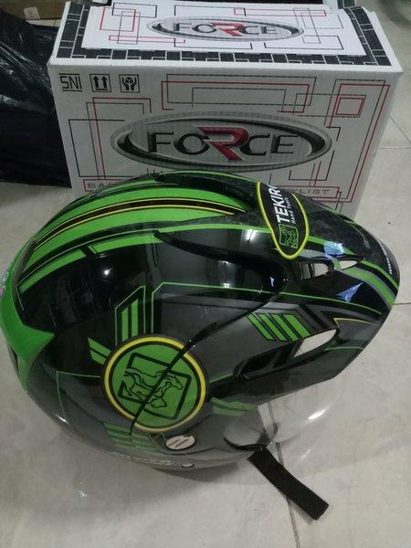 Unik Helm Tekiro Asli produk Tekiro Murah