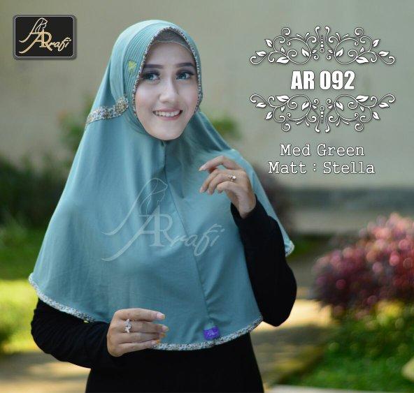 hijab ar rafi