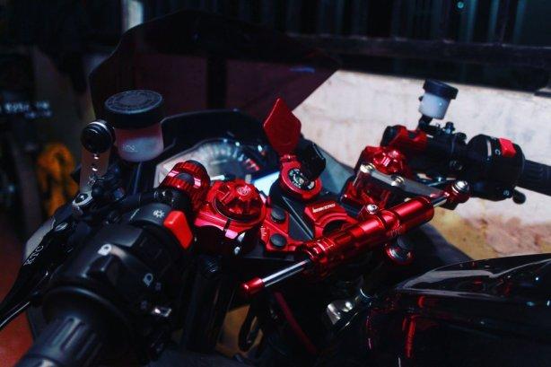 Tips Memilih Steering Damper Yang Bagus
