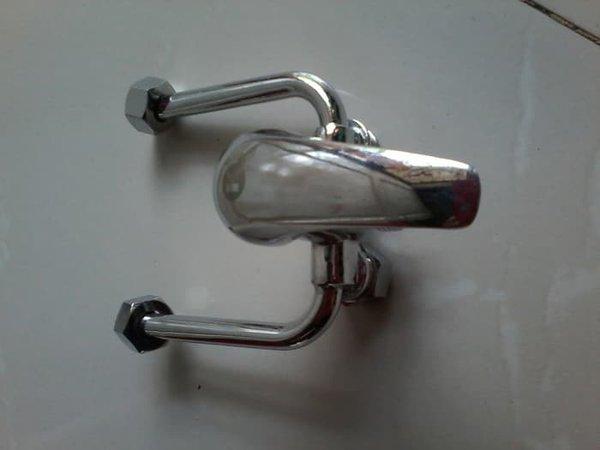 Kran Mixer Water Heater Instan Tidak perlu bobok tempok kamar mandi