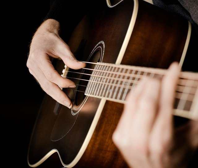 Acoustic Guitar Wallpapers