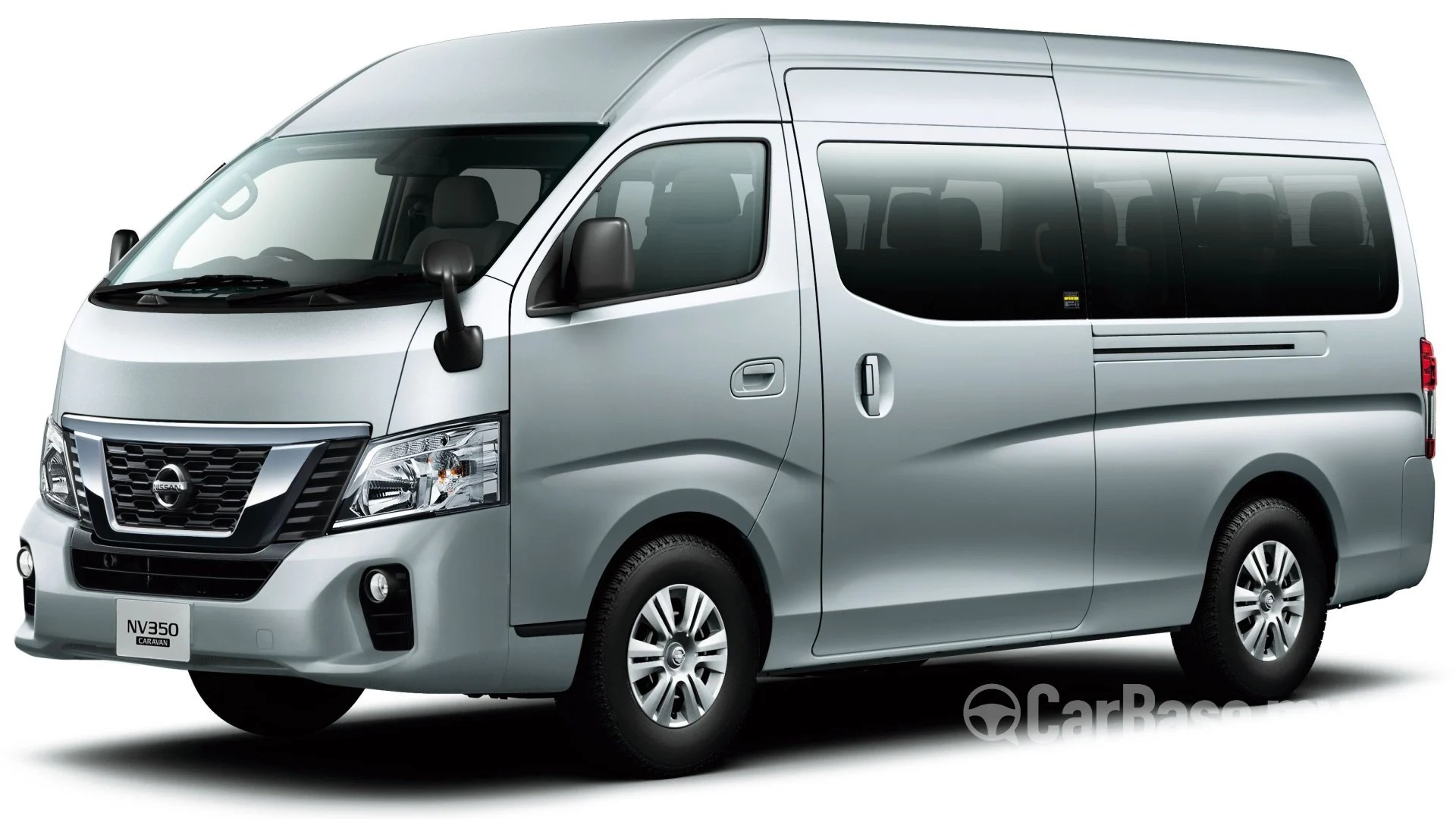 Nissan Nv350 Urvan E26 Facelift Exterior Image