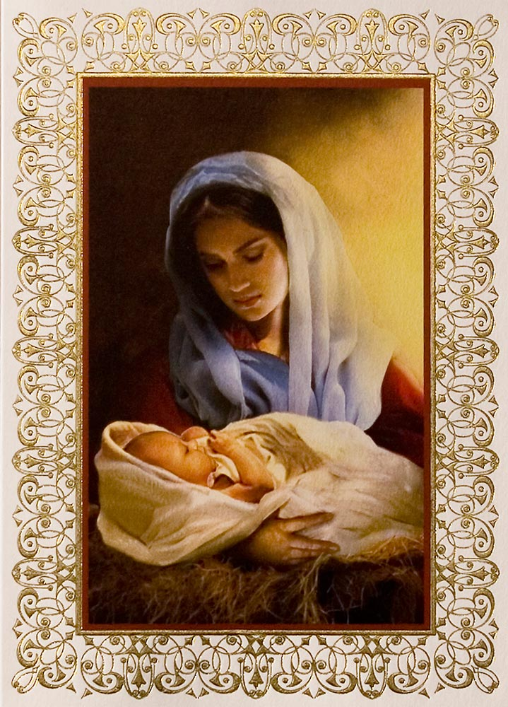 Madonna And Child Art Fine Art From CardsDirect
