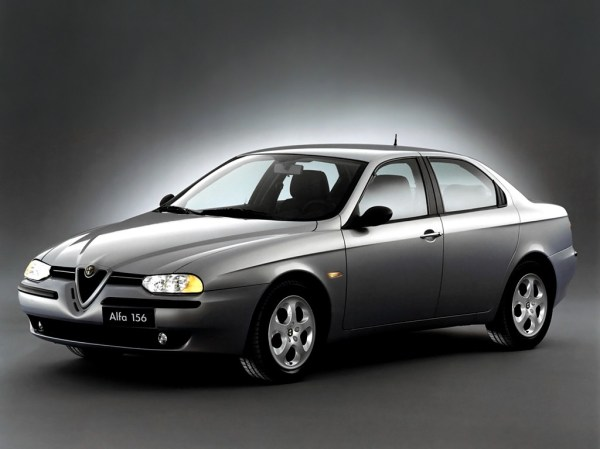 ALFA ROMEO 156 - 1997, 1998, 1999, 2000, 2001, 2002, 2003 ...
