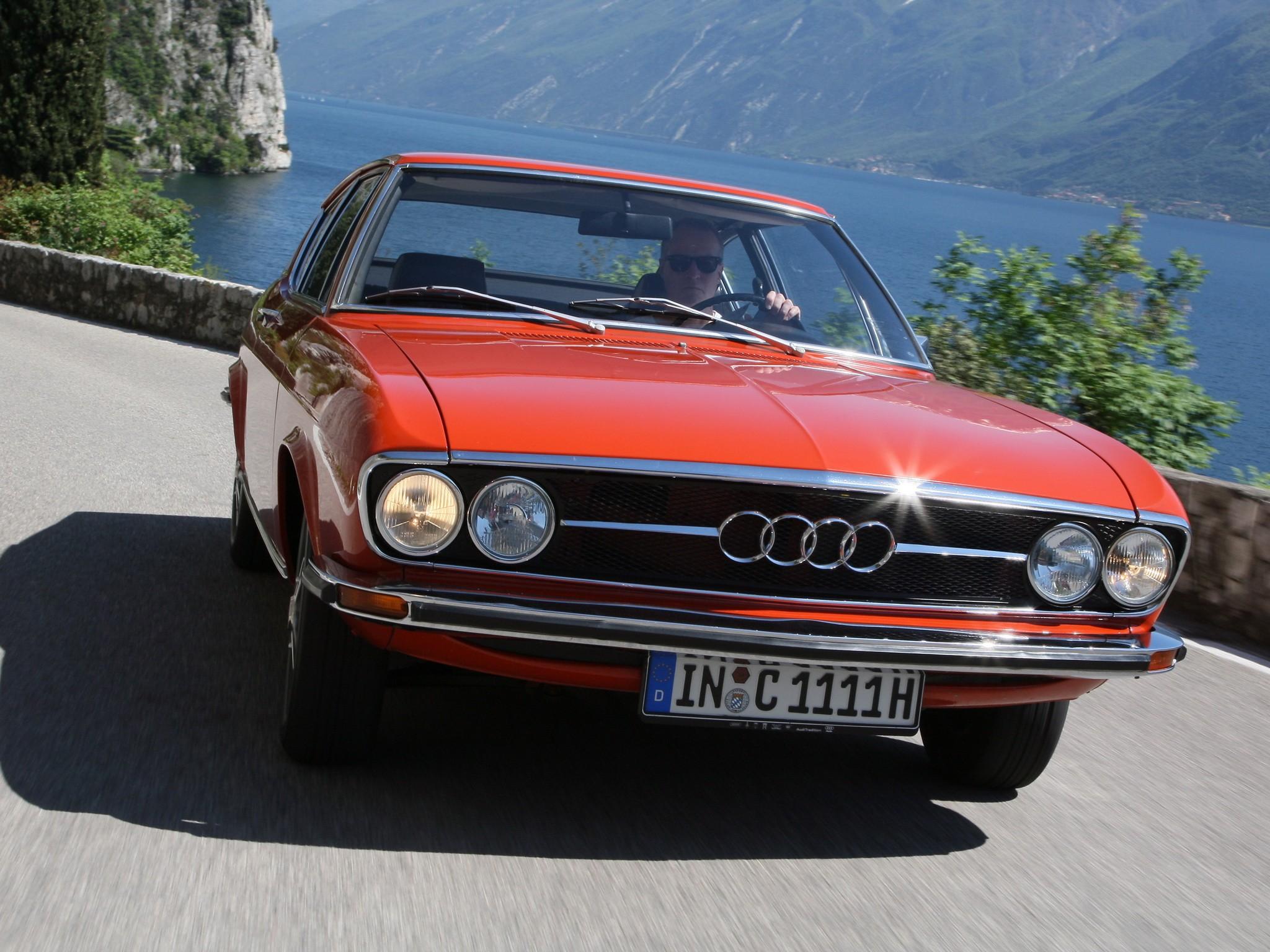 Audi 100 Coupe S Specs Amp Photos 1970 1971 1972 1973
