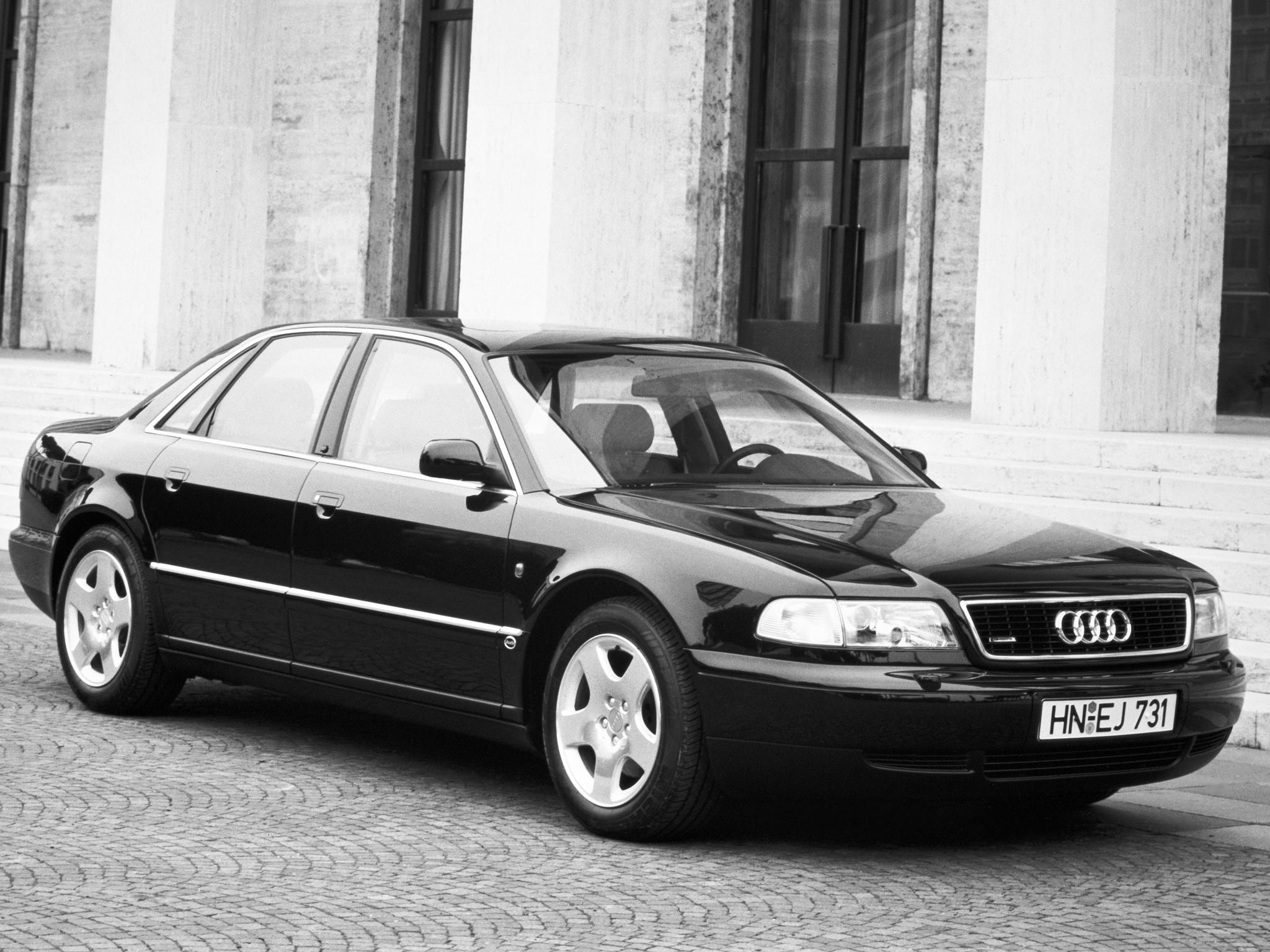 Audi A8 D2 Specs Amp Photos 1994 1995 1996 1997 1998
