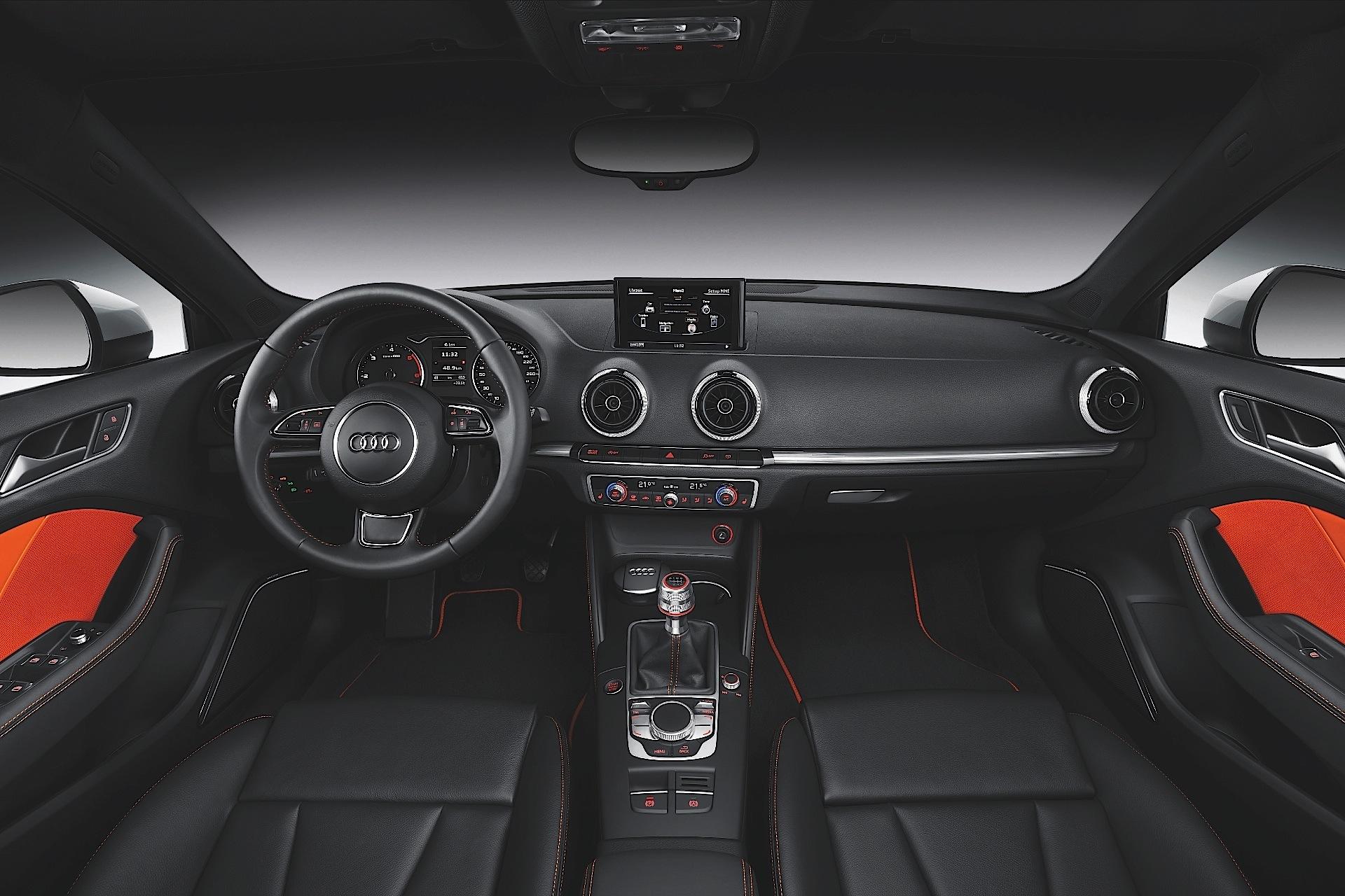 AUDI A3 Sportback 5 Doors Specs Amp Photos 2012 2013