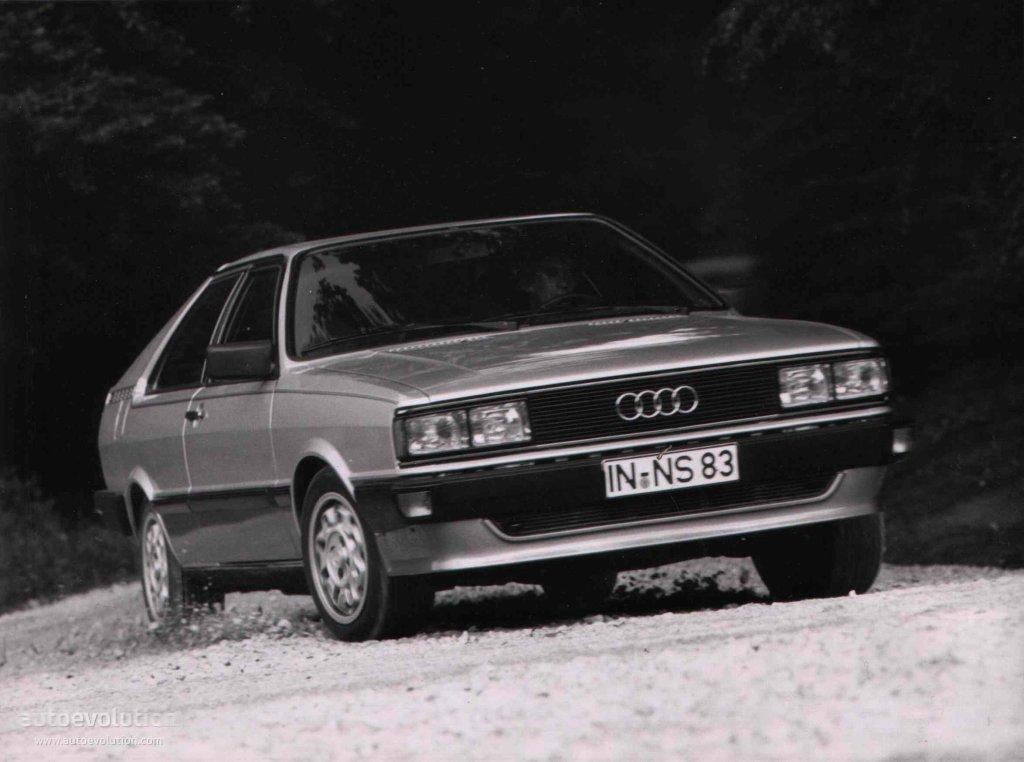 Audi Coupe Specs Amp Photos 1981 1982 1983 1984 1985