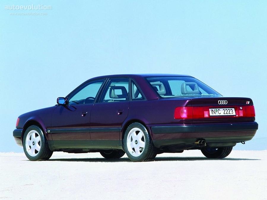 Audi S6 C4 Specs Amp Photos 1994 1995 1996 1997