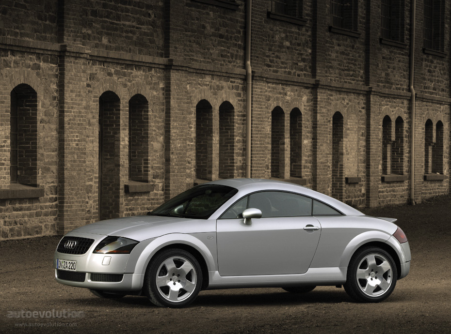 Audi Tt Coupe Specs Amp Photos 1998 1999 2000 2001