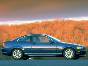 BMW 3 Series Coupe (E46) specs  1999, 2000, 2001, 2002