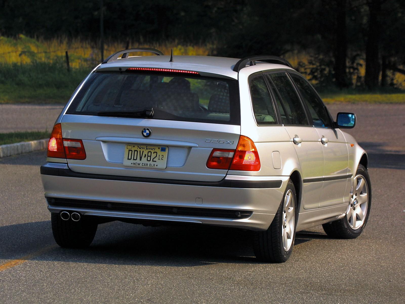 BMW 3 Series Touring E46 Specs Amp Photos 2001 2002