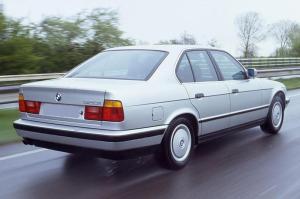 BMW 5 Series (E34)  1988, 1989, 1990, 1991, 1992, 1993, 1994, 1995  autoevolution