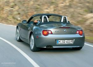 BMW Z4 (E85) specs  2002, 2003, 2004, 2005, 2006