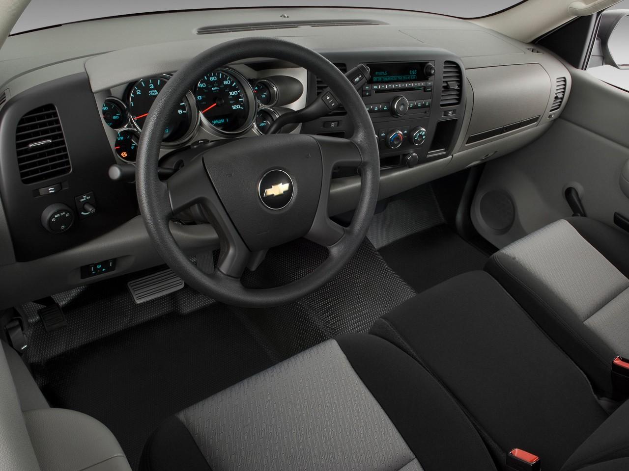 2009 Chevy Silverado Single Cab