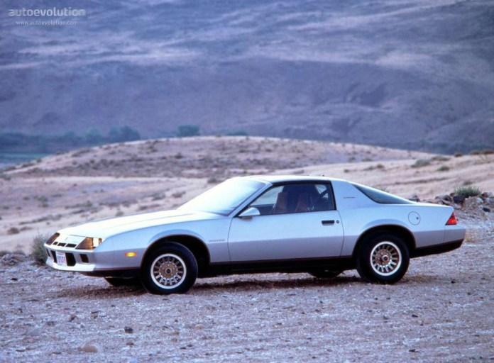 Chevrolet Camaro Specs Photos 1982 1983 1984 1985 1986 1987 1988 1989 1990 1991 1992 Autoevolution