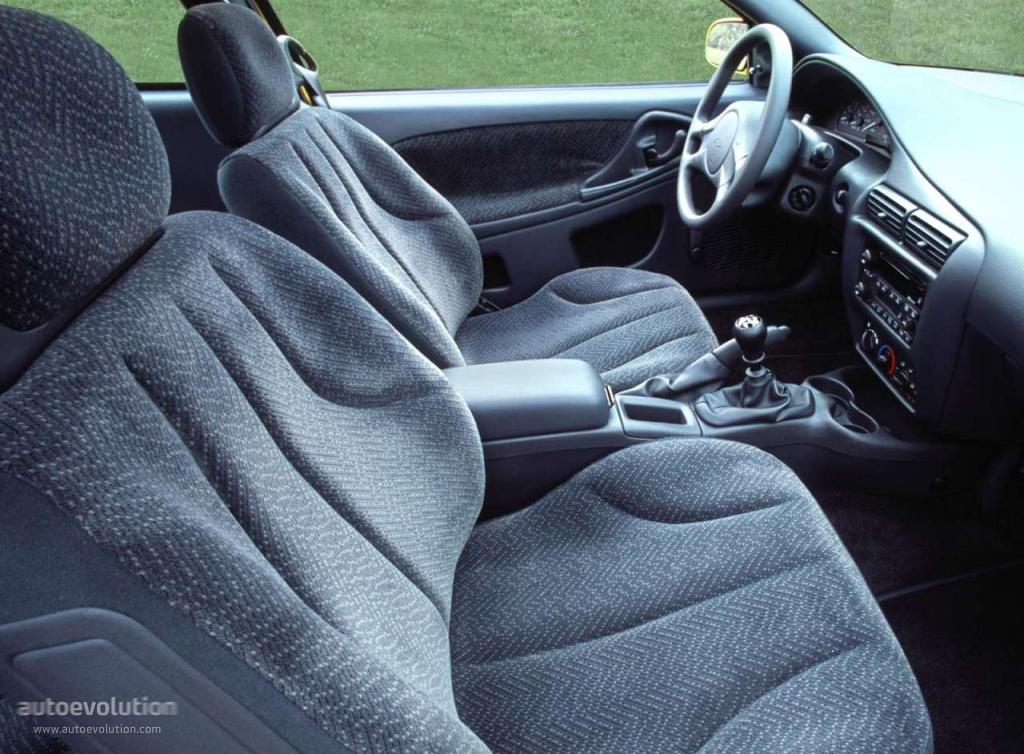2004 Sport Ls Cavalier Coupe Chevrolet