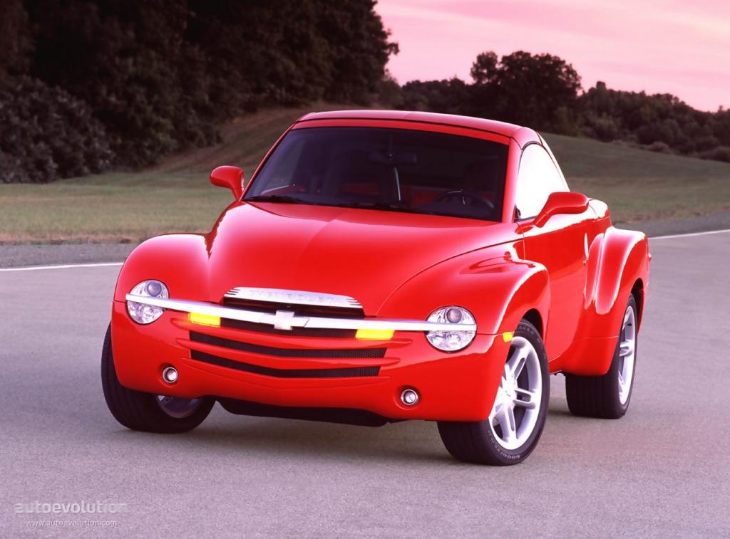 Chevrolet Ssr Specs Amp Photos 2003 2004 2005 2006