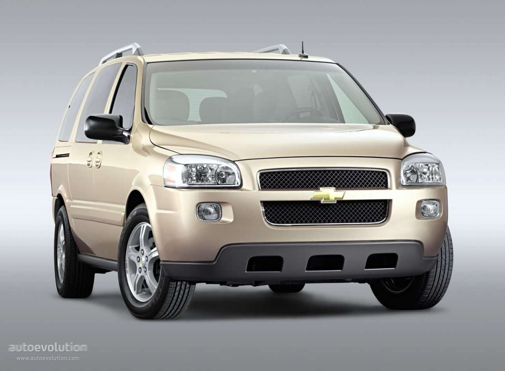 Chevrolet Uplander Specs Amp Photos