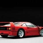 Ferrari F40 Specs Photos 1987 1988 1989 1990 1991 1992 Autoevolution