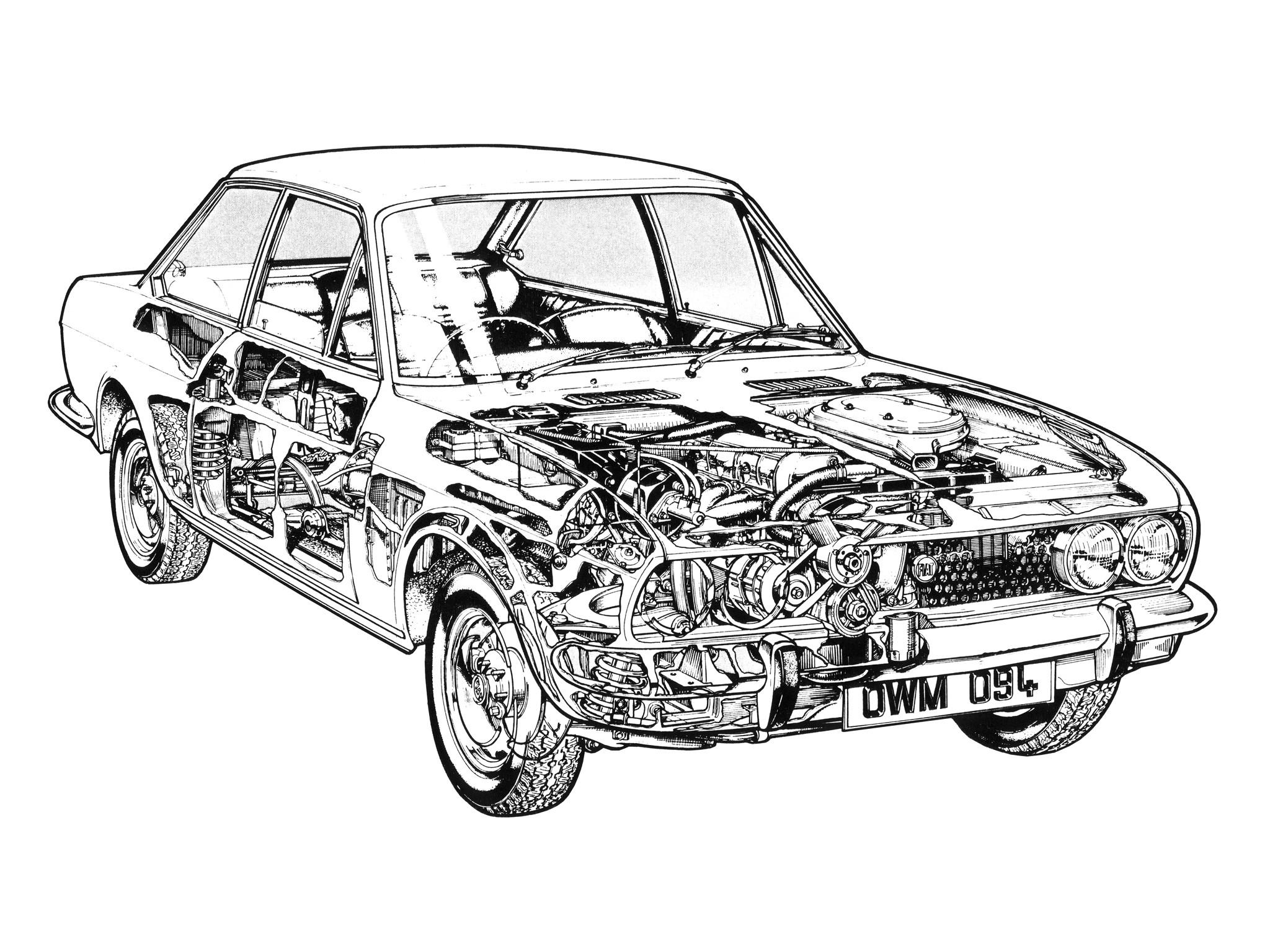 Fiat 124 Sport Coupe Bc Specs Amp Photos