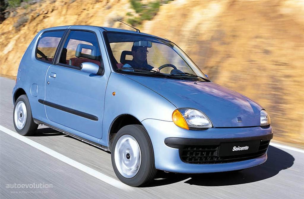 Fiat Seicento Specs Amp Photos 1998 1999 2000 2001