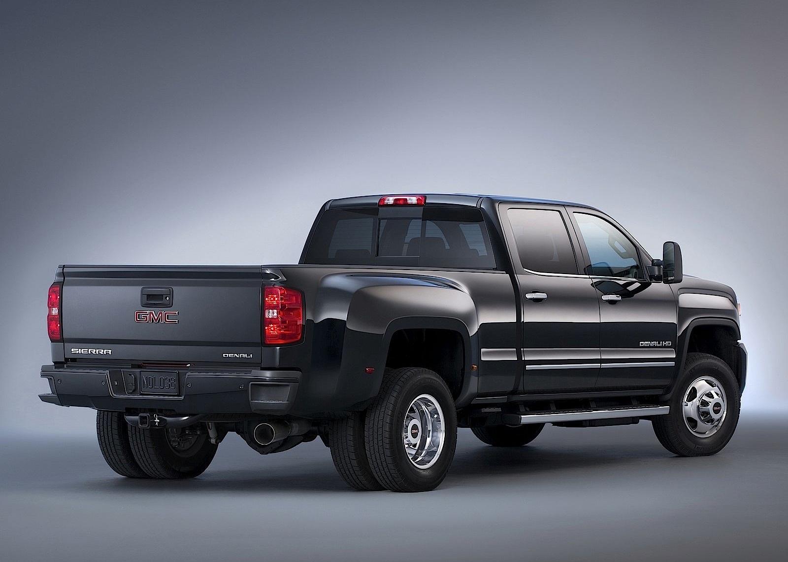 2015 Sierra Gmc 3500