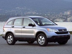 HONDA CRV specs & photos  2007, 2008, 2009  autoevolution